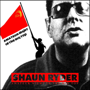 "Shaun Ryder  ""Amateur Night In The Big Top"""